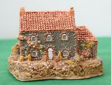 """Lilliput Lane """"Bay View"""" Mint in original box with deed. Signed piece."""