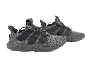 ADIDAS Prophere Triple Black Men Shoe   Size US 11   Running Trainer Sneaker VGC