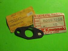 NOS NEW OEM FACTORY KAWASAKI 1984 1985 ZX750 TURBO ELBOW GASKET 11009-1358