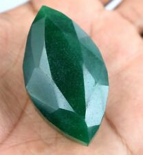273.70 Carat Natural Marquise Cut Brazilian Emerald Loose Gemstone Free Shipping