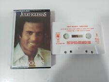 Julio Iglesias Emociones 1980 CBS Spain Edition - Cinta Tape Cassette