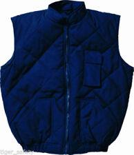 Abrigos y chaquetas de hombre azul de poliéster