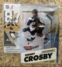New Sealed Sidney Crosby Debut McFarlane NHL Series 12 Penguins Figure