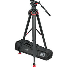 Sachtler Video 15 FT MS Flowtech 100 Tripod System New