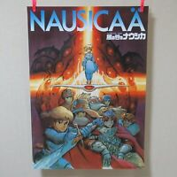 NAUSICAA OF THE VALLEY OF WIND 1984' Original Movie Poster A Japan Anime Ghibli
