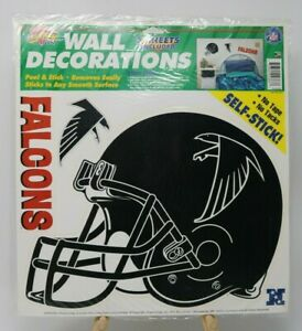 Atlanta Falcons Football Wall Decorations Color Clings Champion Series NIP