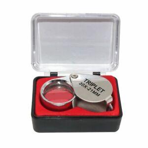 Lente ingrandimento gioielli orologi orologiaio orefice miniature 10 20 30 40 60