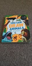 You Can Draw Animals: Over 100 Cool Creatures to Draw, Doodle and Design Book