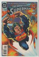 Adventures of Superman #0 Zero issue Karl Kesel 9.6