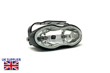 Motorcycle Headlight Project Custom Chopper Streetfighter Cafe Racer - Fox Eye