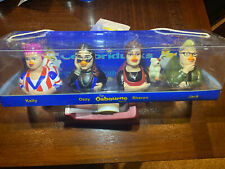Celebriducks Set The Osborne Family Ozzy, Sharon, Jack & Kelly. New In Package.