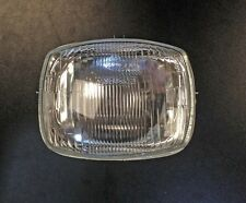 "Head light / front lamp unit (glass ""Innocenti"" lens) for Lambretta GP"