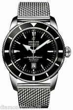 100% AUTHENTIC NEW BREITLING SUPEROCEAN HERITAGE 46 MEN'S WATCH A1732024/B868