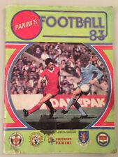 Vintage 1983 Panini Football Annual Sticker Book - Soccer / Yearbook Memorabilia