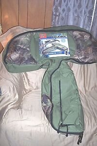 Padded Crossbow Case Excalibur Deluxe Crossbow Case Camo CrossBow Storage Case