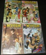 Wolverine/Power Pack U-PICK ONE #1,2,3 or 4 Marvel (2009) PRICED PER COMIC