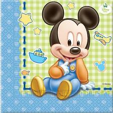 Disney Baby Mickey Mouse Servietten Kindergeburtstag Baby Shower