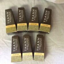(7) THANN Rice Bran Oil W/Orange & Tangerine Soap Bar Face & Body 1.3 OZ EA New