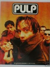 More details for pulp an illustrated biography 1996 omnibus book 52 pages