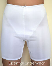 1 or 2X FIRM CONTROL TUMMY THIGH SLIMMING SHORTS HIGH WAISTED BODY SHAPER, 500