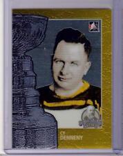 CY DENNENY 13/14 ITG Lord Stanley's Mug #29 Premium Metallic Card Senators