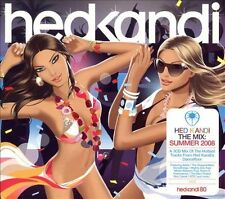 Hed Kandi: The Mix - Summer 2008 by Various Artists (3 discs) [UK release]