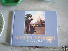 1989 Maxfield Parrish Engagement Book Calendar LOOK