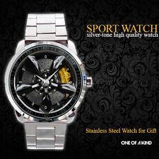 Jaguar 2014 XKR S GT Wheels Sport Metal Watch