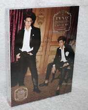TOHOSHINKI TVXQ! The 4th World Tour Catch Me In Seoul Taiwan 2-DVD+20 cards