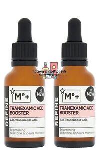 Superdrug Me+ TRANEXAMIC ACID Booster 30ml - 2 Pack