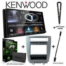 Kenwood Excelon Dnx994S + Dash kit for Ford Mustang + Ads-Mrr + Antenna Adapter