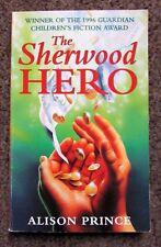 DISCS ONLY x3 = THE SHERWOOD HERO [Winner of Guardian Children's Fiction] =