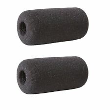 "Movo F8 Foam Windscreen for Azden Shotgun Microphones up to 8cm/3.1"" (2 Pack)"