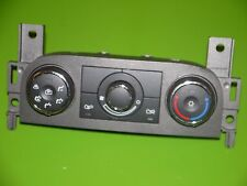 2007 07 Chevrolet HHR ac heater temperature climate control switch OEM gray