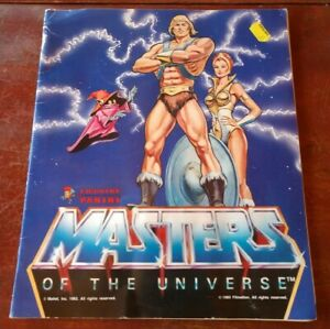 He-Man Masters of the Universe Panini Sticker Nr:115