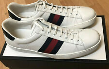 Gucci Ace low-top leather trainers UK 13