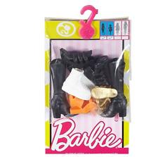 Mattel Barbie Mode Vestiti e Acc. Scarpe Fashion Curvy & Tall Fcr91 (u3o)