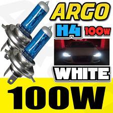 H4 XENON WHITE 100W 472 HEADLIGHT BULBS YAMAHA FZS 1000 (RN061)