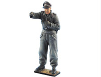 1:35 WWII World War II German Tank Soldier High Quality Resin Kit 1 Figure