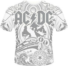 Ac/dc Black Ice T-shirt Unisex Size Taille M PHM