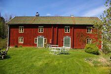 Direkt bei Bullerbü: Sehr altes Ferienhaus Krogstorp in Schweden, Smaland