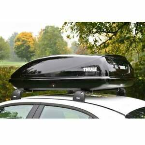 THULE Ocean 100 Car Roof Box in Gloss Black - 360 Litre Size LIMITED STOCK