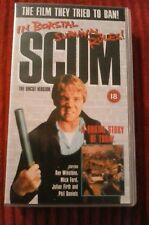 Scum (video) Very good condition. Ray Winstone.
