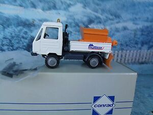 Conrad (Germany) Road Plough  Multicar
