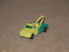 Vintage Lesney Matchbox Series No.13 Dodge Wreck Truck