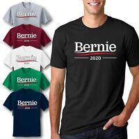 Bernie 2020 Official Campaign T-Shirt Graphic US Election Politics Voting Tee