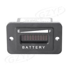 1x 36V Volt Battery Indicator Meter Gauge for EZGO Club Car Yamaha Golf Cart