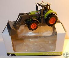 NOREV 3 INCHES FARMER 1/54 CLAAS TRACTEUR AGRICOLE FARM TRACTOR AXION 850 LOADER