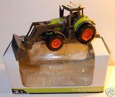 NOREV 3 INCHES FARMER 1/54 CLAAS TRACTEUR AGRICOLE FARM TRACTOR AXION 850 LOADER