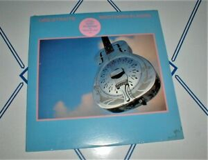 "DIRE STRAITS 1985 ""Brothers In Arms"" LP SEALED w Money For Nothing STICKER NM-"